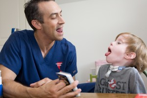 Pediatric Speech Therapy (ST)