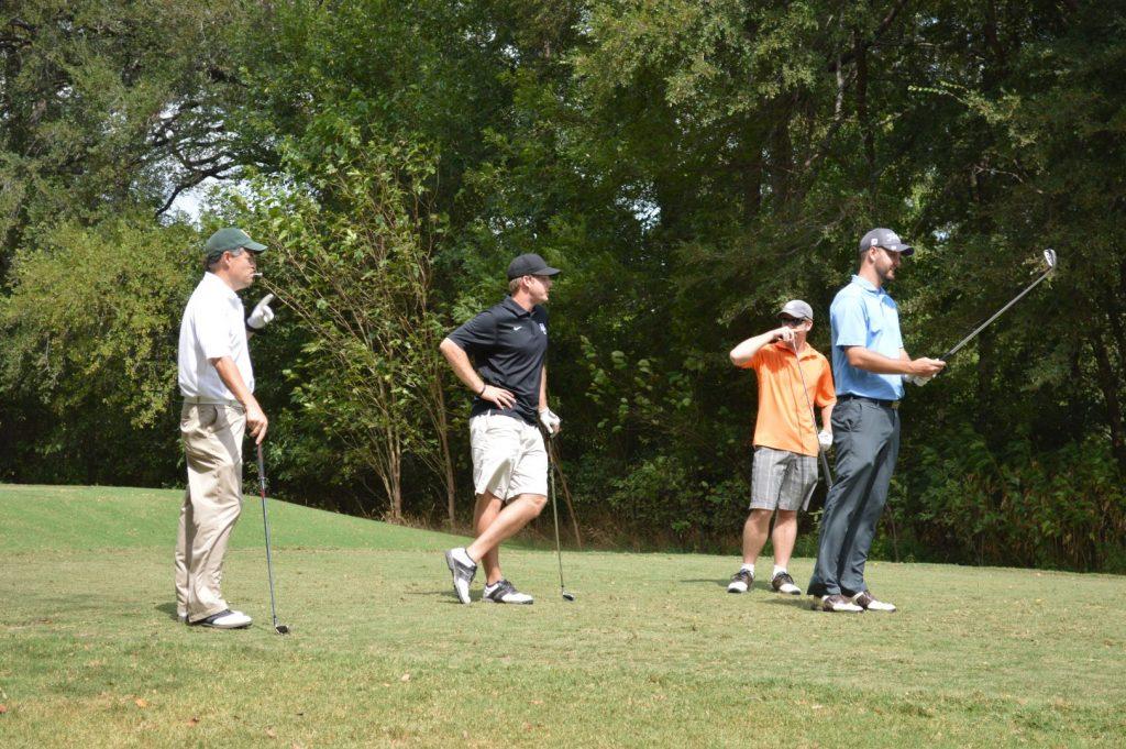 charitee golf tournament