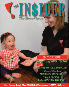 July Insider Cover