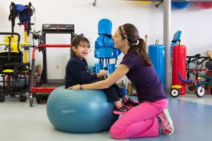 Pediatric Physical Therapy (PT)
