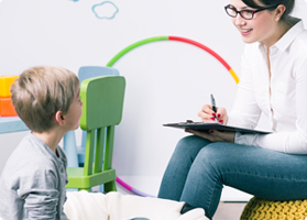 Speech & Feeding Therapy
